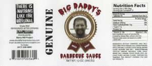 Big Daddy's Barbeque